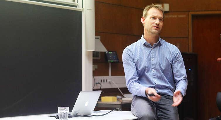 On 22 November 2019, Søren Kyllingsbæk was the speaker at a well-attended AI Seminar at DIKU entitledA Computational Model of Intention Selection.
