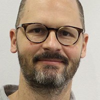 Portrait of Morten Misfeldt